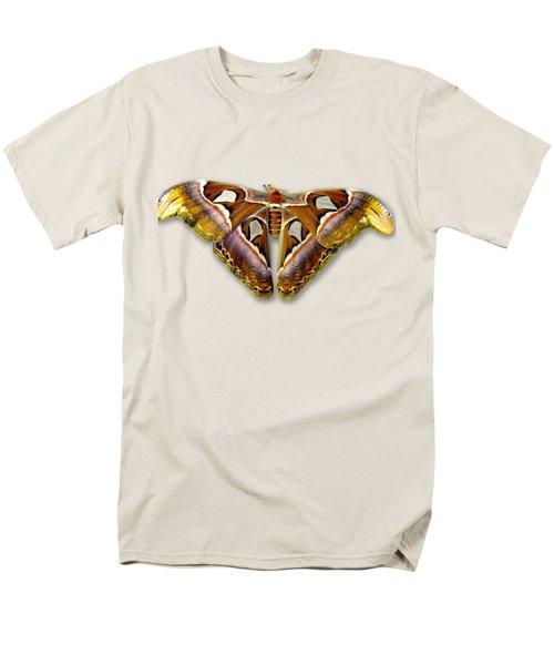Atlas Moth 2 Sehemu Mbili Unyenyekevu Men's T-Shirt  (Regular Fit) by Bob Slitzan
