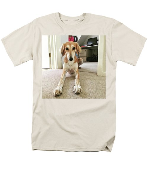 Ava On Her First Birthday #saluki Men's T-Shirt  (Regular Fit) by John Edwards
