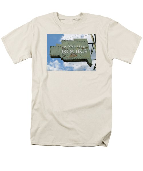 A Sign Of The Times Men's T-Shirt  (Regular Fit) by Sandra Church