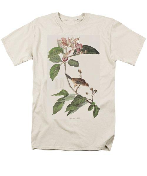 Bachmans Sparrow Men's T-Shirt  (Regular Fit) by John James Audubon