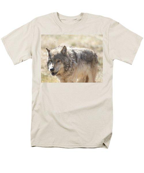 Men's T-Shirt  (Regular Fit) featuring the digital art Back Off Buddy by Gary Baird