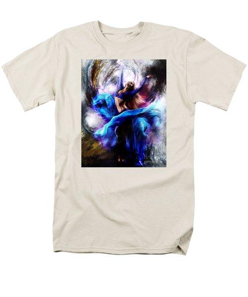 Ballerina Dance009-a Men's T-Shirt  (Regular Fit) by Gull G