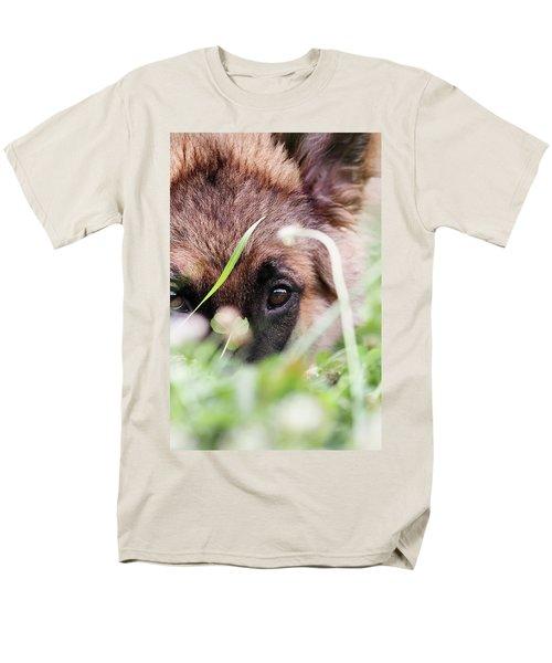 Bashful Men's T-Shirt  (Regular Fit)