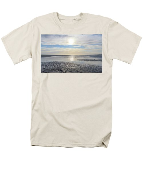 Beach II Men's T-Shirt  (Regular Fit) by Silvia Bruno