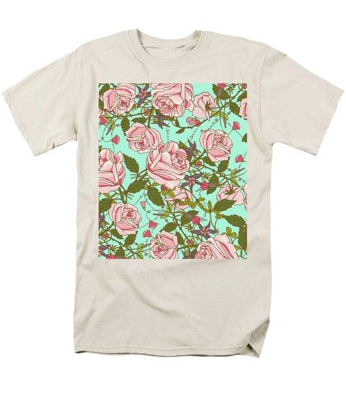 Beauty Men's T-Shirt  (Regular Fit) by Uma Gokhale