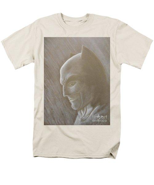 Ben As Batman Men's T-Shirt  (Regular Fit) by Josetta Castner