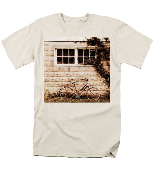 Bicycle Men's T-Shirt  (Regular Fit)