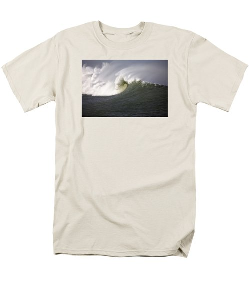 Big Waves #3 Men's T-Shirt  (Regular Fit) by Mark Alder