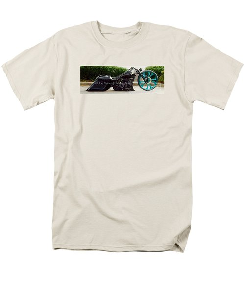 Men's T-Shirt  (Regular Fit) featuring the photograph Big Wheel - No.1215 by Joe Finney