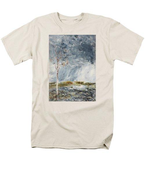 Birch I Men's T-Shirt  (Regular Fit) by August Strindberg
