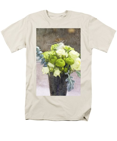 Men's T-Shirt  (Regular Fit) featuring the photograph Birthday Wishes by Joan Bertucci