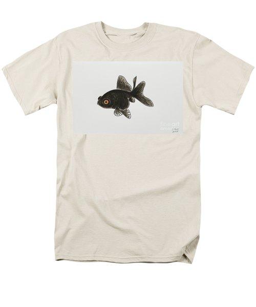 Black Moor Men's T-Shirt  (Regular Fit) by Stefanie Forck