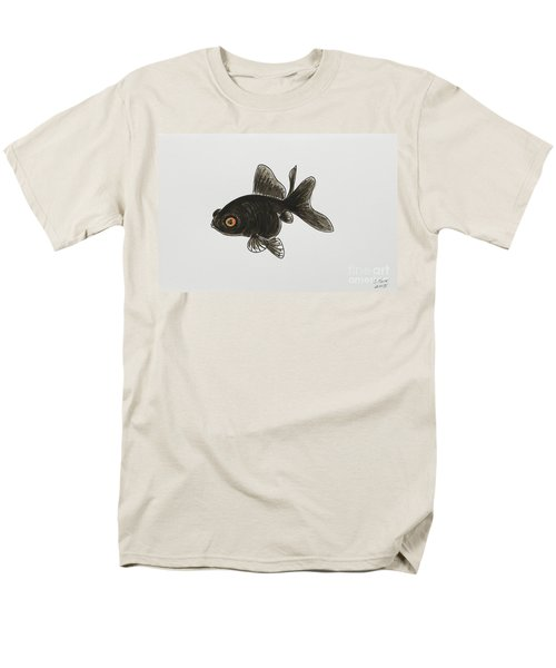 Black Moor Men's T-Shirt  (Regular Fit)