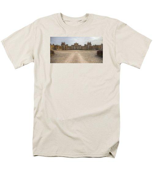 Blenheim Palace Men's T-Shirt  (Regular Fit) by Clare Bambers