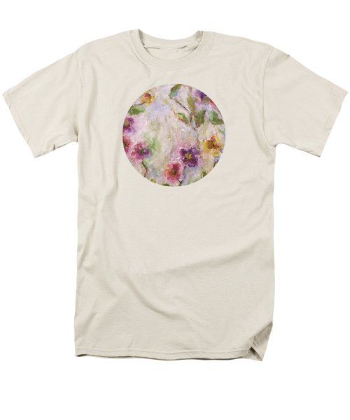 Bloom Men's T-Shirt  (Regular Fit) by Mary Wolf