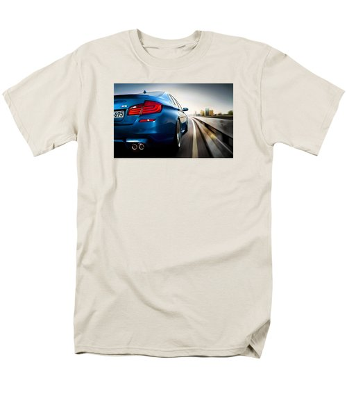 BMW Men's T-Shirt  (Regular Fit) by Lanjee Chee