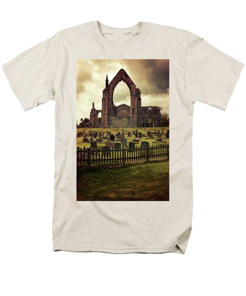 Bolton Abbey At Sunset Men's T-Shirt  (Regular Fit) by Jaroslaw Blaminsky