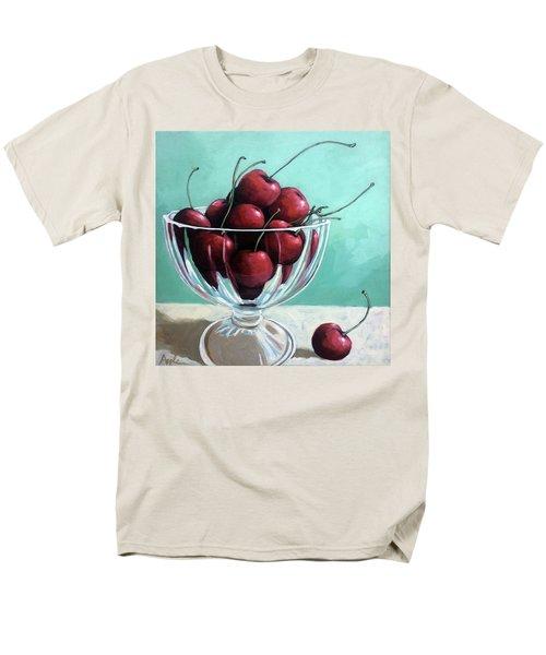 Bowl Of Cherries Men's T-Shirt  (Regular Fit)