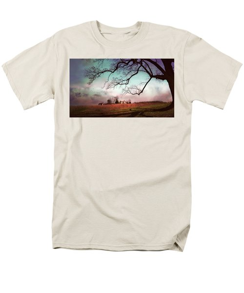 Break Of Dawn Men's T-Shirt  (Regular Fit) by John Rivera