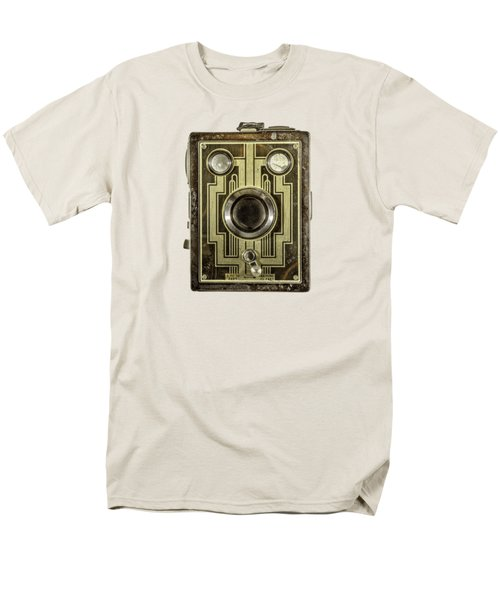 Brownie Six-20 Front Men's T-Shirt  (Regular Fit) by YoPedro