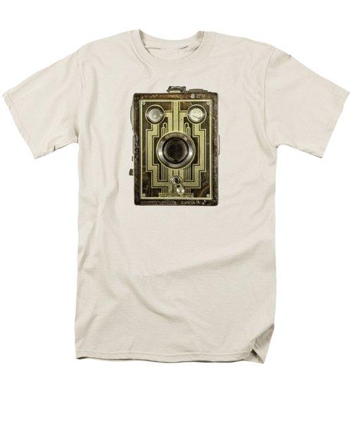 Brownie Six-20 Front Men's T-Shirt  (Regular Fit)
