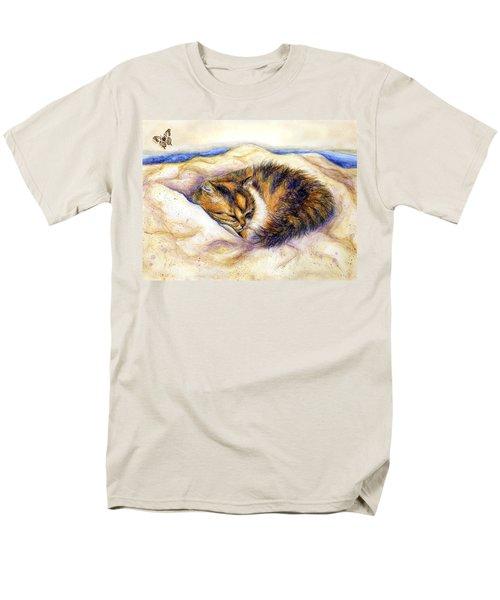 Butterfly Dreams Men's T-Shirt  (Regular Fit) by Retta Stephenson