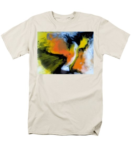 Butterfly Wings Men's T-Shirt  (Regular Fit) by Mary Kay Holladay