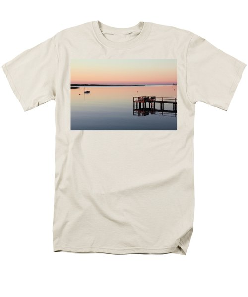 Men's T-Shirt  (Regular Fit) featuring the photograph Calm Waters by Roupen  Baker