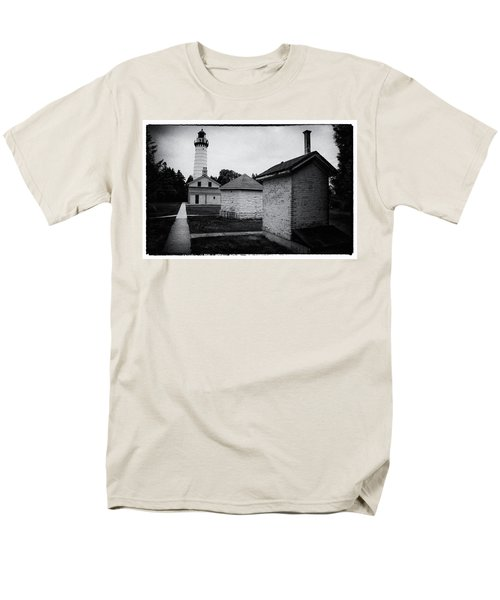 Cana Island Retro Men's T-Shirt  (Regular Fit)