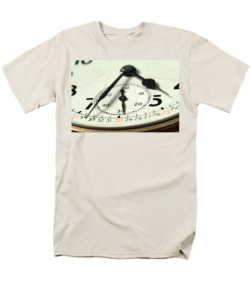 Captured Time Men's T-Shirt  (Regular Fit) by Michael McGowan