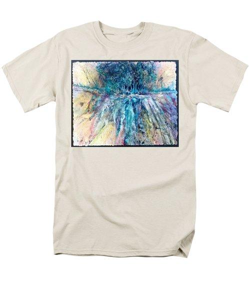 Cascade Ridge Men's T-Shirt  (Regular Fit)
