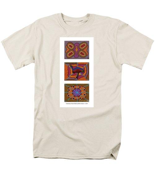 Cassowary - Food - Nest Men's T-Shirt  (Regular Fit)