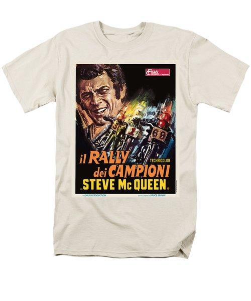 Champions Rally Men's T-Shirt  (Regular Fit)