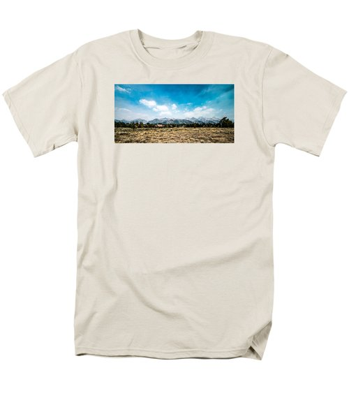 Men's T-Shirt  (Regular Fit) featuring the photograph Chapel Of The Transfiguration by Cathy Donohoue