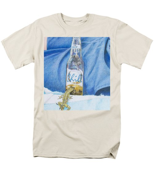 Chill Men's T-Shirt  (Regular Fit) by Constance DRESCHER