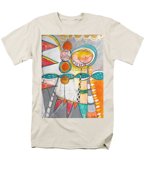 Circus One Men's T-Shirt  (Regular Fit) by Karin Husty
