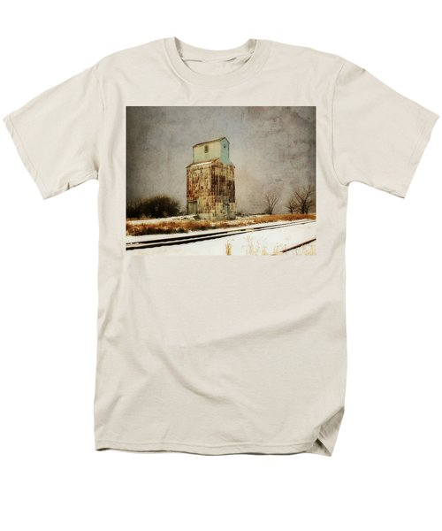 Men's T-Shirt  (Regular Fit) featuring the photograph Clare Elevator by Julie Hamilton