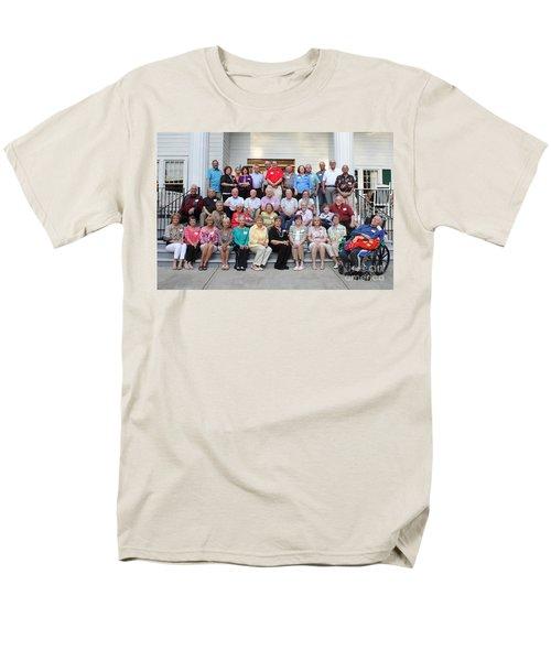 Class Of 1965 Greensboro High School Men's T-Shirt  (Regular Fit) by Reid Callaway
