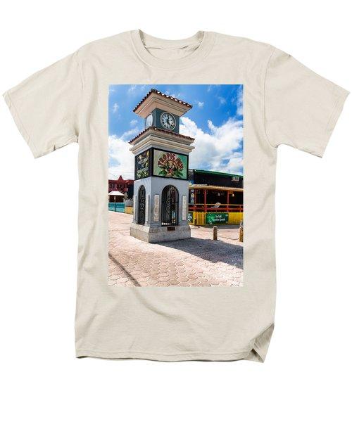 Clock Tower Men's T-Shirt  (Regular Fit)