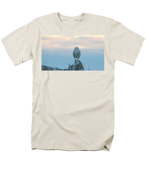 Cold Morning Light Men's T-Shirt  (Regular Fit) by Stephen Flint
