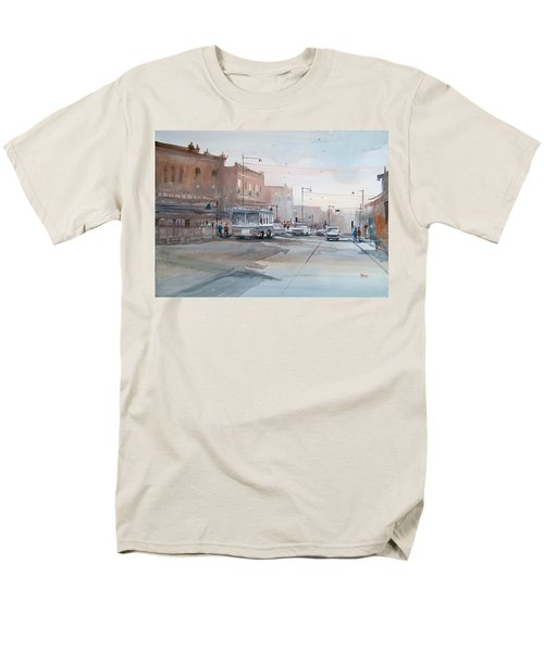College Avenue - Appleton Men's T-Shirt  (Regular Fit) by Ryan Radke