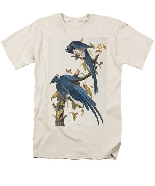 Columbia Jay Men's T-Shirt  (Regular Fit) by John James Audubon