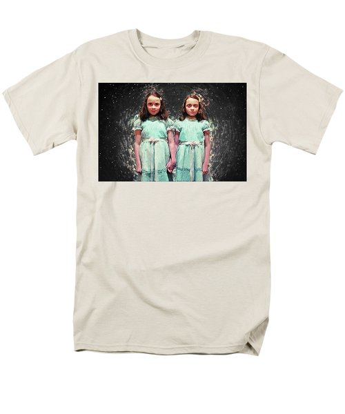 Come Play With Us - The Shining Twins Men's T-Shirt  (Regular Fit)