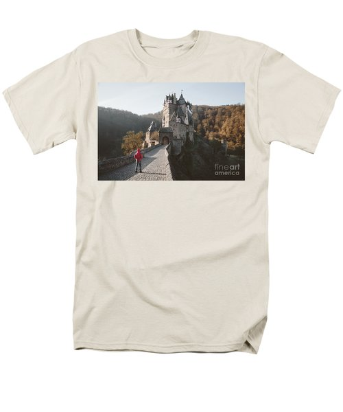Coming Home Men's T-Shirt  (Regular Fit) by JR Photography