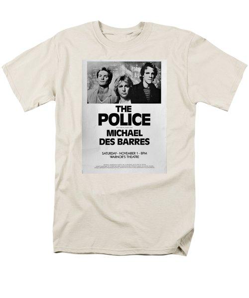 Concert Poster 3 Men's T-Shirt  (Regular Fit)