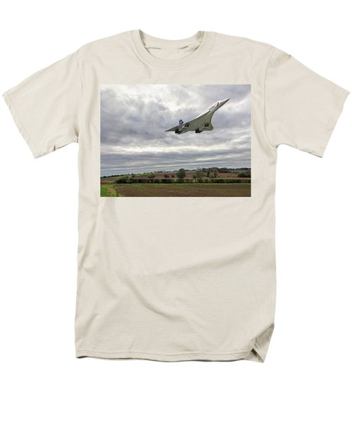 Concorde - High Speed Pass Men's T-Shirt  (Regular Fit) by Paul Gulliver