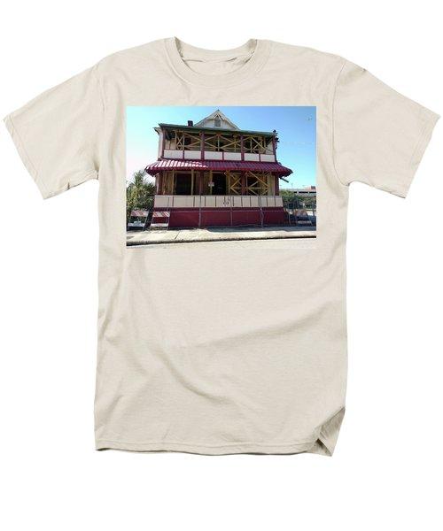 Construct Men's T-Shirt  (Regular Fit) by Steve Sperry