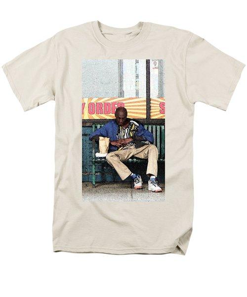 Cool Snap Men's T-Shirt  (Regular Fit) by Joe Jake Pratt