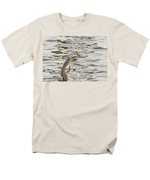 The Catch Men's T-Shirt  (Regular Fit) by Patrick Kain