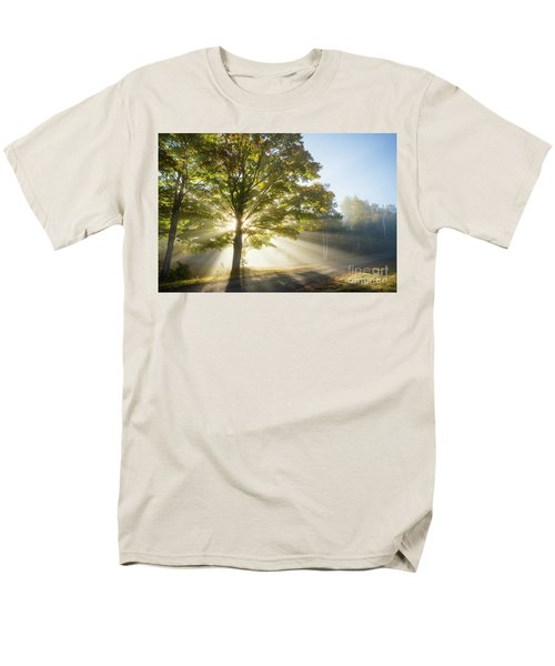 Country Road Men's T-Shirt  (Regular Fit) by Alana Ranney